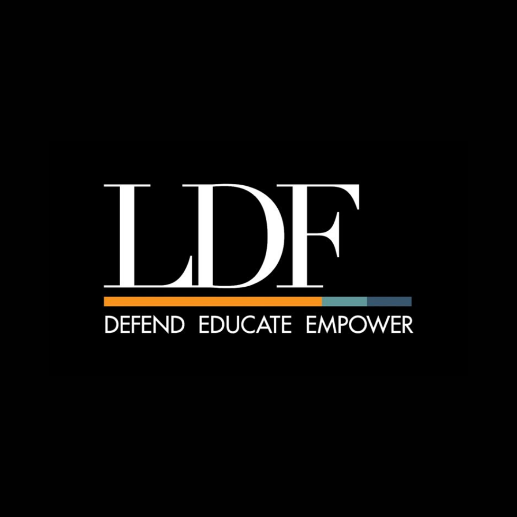 NAACP Legal Defense and Education Fund Logo